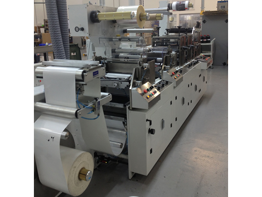 Flexographic Printing Press Rotomag 340 SPF