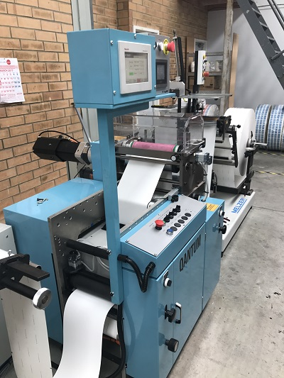 Loose web flexo or coating unit
